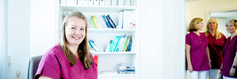 Frauenärztin Balingen - Dr. Harasztosi und Team